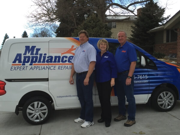 Mr. Appliance of Littleton Team